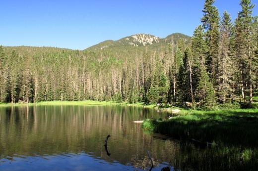 Good-bye to Stewart Lake