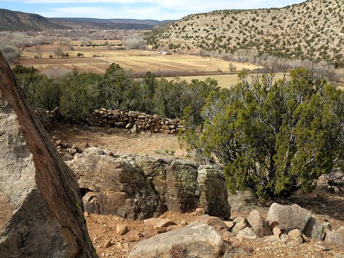 Stone Enclosure