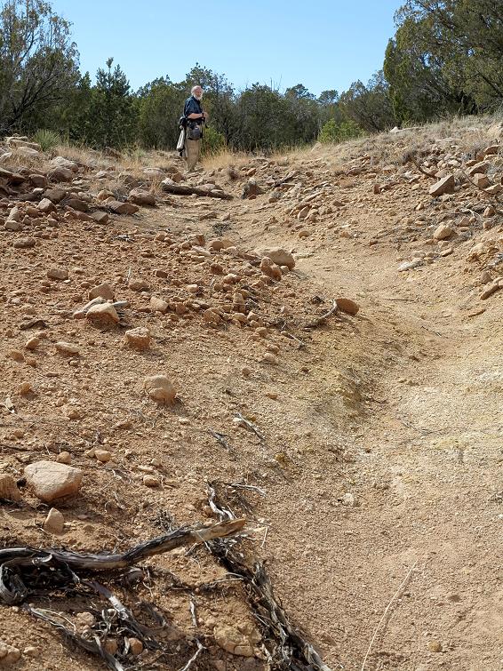Exploring on the Mesa