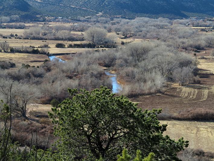 Pecos River Valley