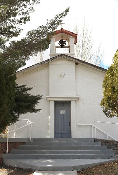 Santo Nino Atocha Chapel