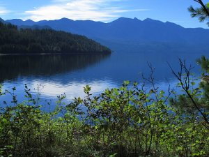 Slocan Lake, British Columbia, Canada